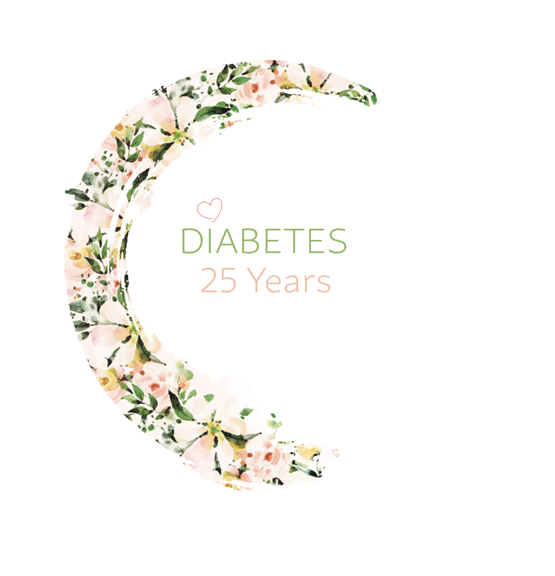 25 jaar Diabetes? Happy Diaversary!