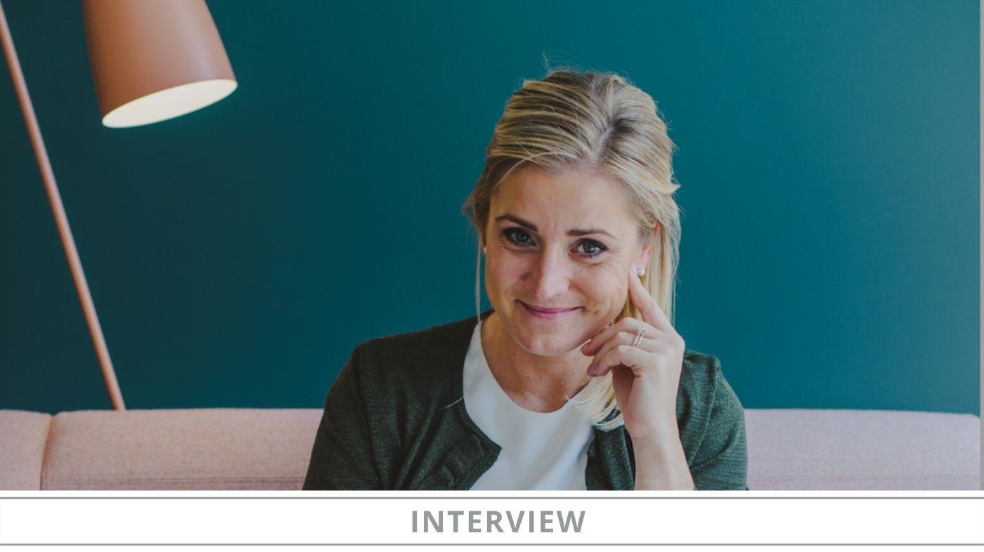 Diabeteslifestylecoach Charlotte Pots gelooft in een gezond en gelukkig leven, mét diabetes